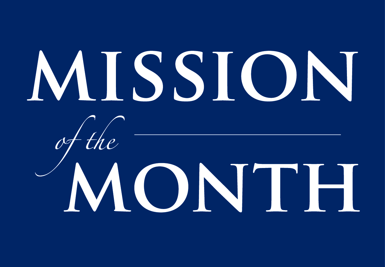 Mission Of The Month City House Girl S Home The Jan