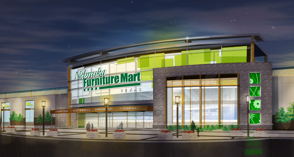 Nebraska Furniture Mart Coming To West Plano What That Means The Jan Richey Team